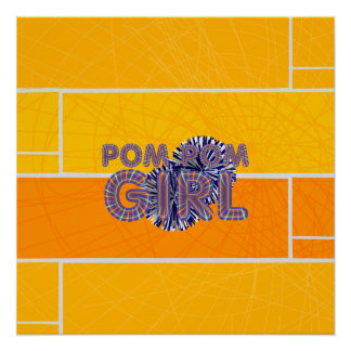 TOP Pom Pom Poster