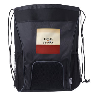 TOP Prima Donna Drawstring Backpack