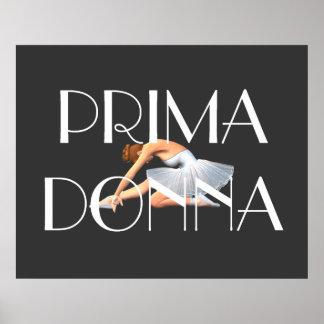 TOP Prima Donna Poster