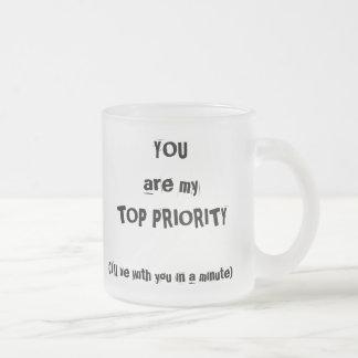 Top Priority Mug