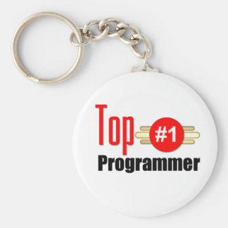 Top Programmer Key Chain