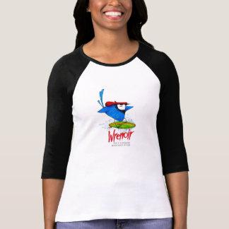 Top que practica surf de Wrenoir Camisetas