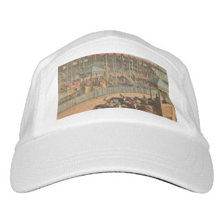 TOP Race Day at the Track Headsweats Hat