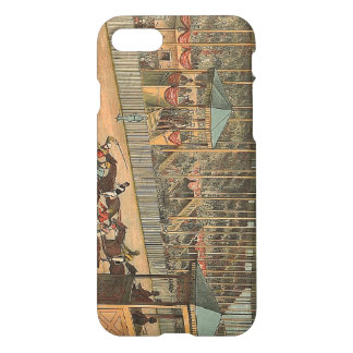 TOP Race Day at the Track iPhone 8/7 Case