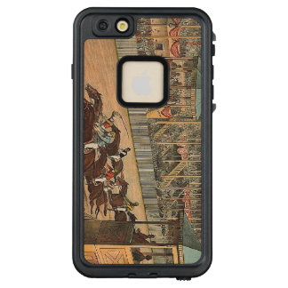 TOP Race Day at the Track LifeProof FRĒ iPhone 6/6s Plus Case