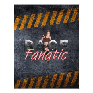 TOP Race Fanatic Flyer