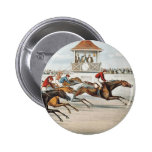 TOP Race to Victory 2 Inch Round Button