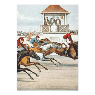 TOP Race to Victory Card