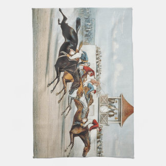 TOP Race to Victory Hand Towel