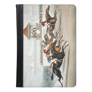 TOP Race to Victory iPad Air Case