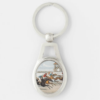 TOP Race to Victory Keychain