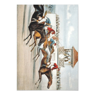 TOP Race to Victory Magnetic Card