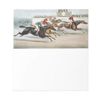 TOP Race to Victory Notepad
