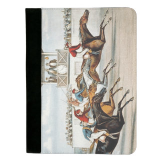TOP Race to Victory Padfolio