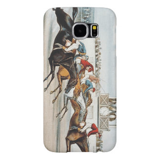 TOP Race to Victory Samsung Galaxy S6 Cases