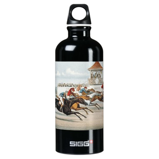 TOP Race to Victory SIGG Traveler 0.6L Water Bottle