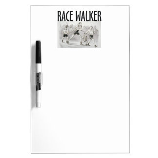 TOP Race Walker Dry Erase Board