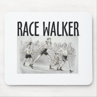 TOP Race Walker Mouse Pad