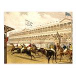 TOP Racetrack Postcards