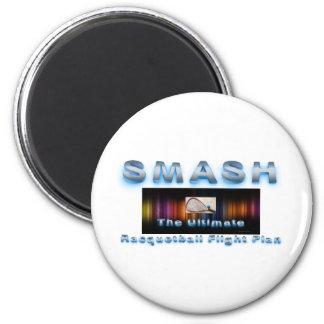 TOP Racquetball Slogan Fridge Magnets
