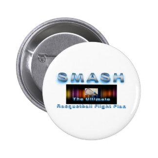 TOP Racquetball Slogan Pin