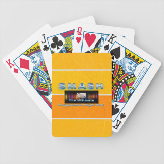 TOP Racquetball Smash Bicycle Playing Cards