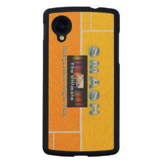 TOP Racquetball Smash Carved® Maple Nexus 5 Slim Case