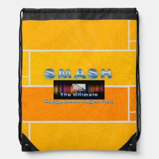 TOP Racquetball Smash Drawstring Bag