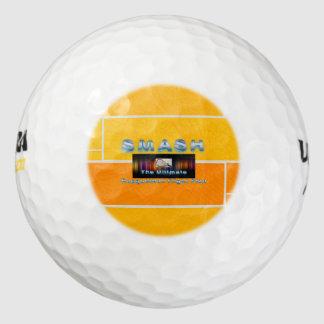 TOP Racquetball Smash Golf Balls