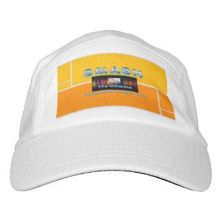 TOP Racquetball Smash Headsweats Hat