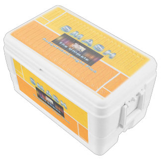 TOP Racquetball Smash Ice Chest
