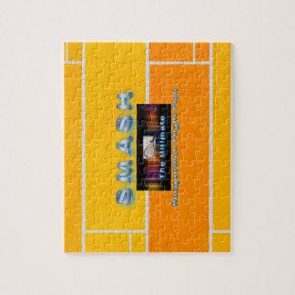 TOP Racquetball Smash Jigsaw Puzzle