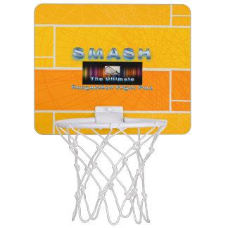 TOP Racquetball Smash Mini Basketball Hoop