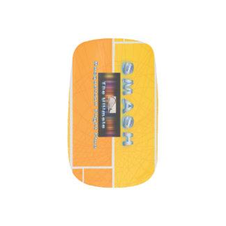 TOP Racquetball Smash Minx® Nail Wraps