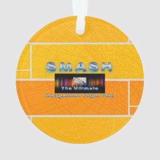 TOP Racquetball Smash Ornament