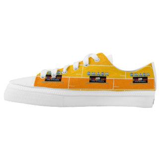 TOP Racquetball Smash Printed Shoes