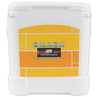 TOP Racquetball Smash Rolling Cooler