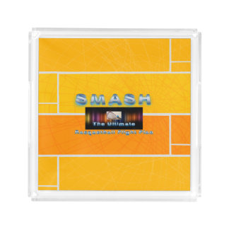 TOP Racquetball Smash Square Serving Trays