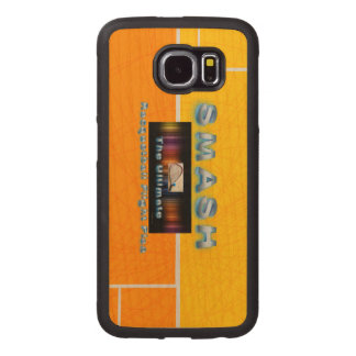 TOP Racquetball Smash Wood Phone Case
