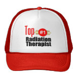 Top Radiation Therapist Hat