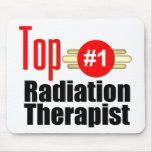 Top Radiation Therapist Mouse Pads