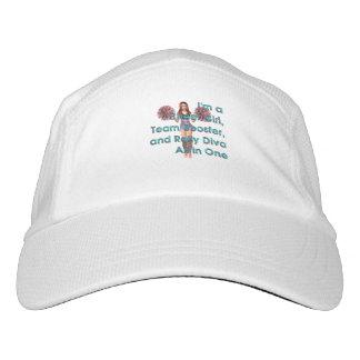 TOP Rally Diva Hat