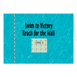 TOP Reach for the Wall Card