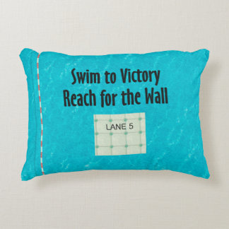 TOP Reach for the Wall Decorative Pillow