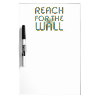 TOP Reach for the Wall Dry Erase Board