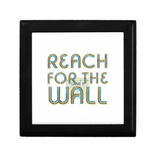 TOP Reach for the Wall Keepsake Box