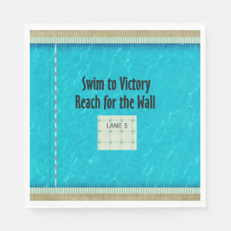 TOP Reach for the Wall Napkin