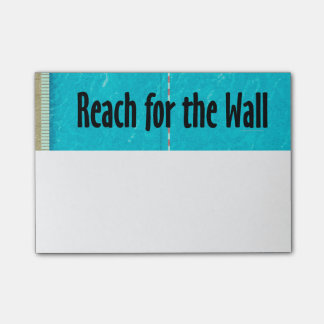 TOP Reach for the Wall Post-it Notes
