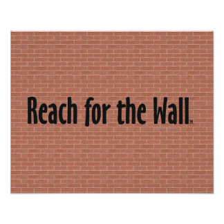 TOP Reach for the Wall Posters