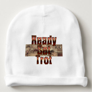 TOP Ready Set Trot Baby Beanie